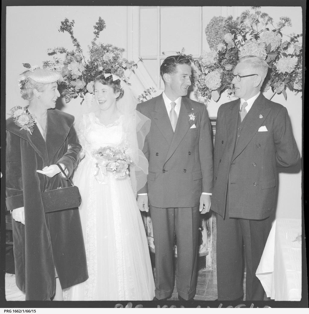 Beaumont - Gillespie wedding