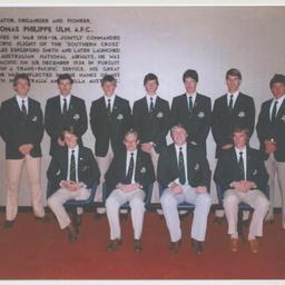 Australian Under 23 World Championships Rowing Team