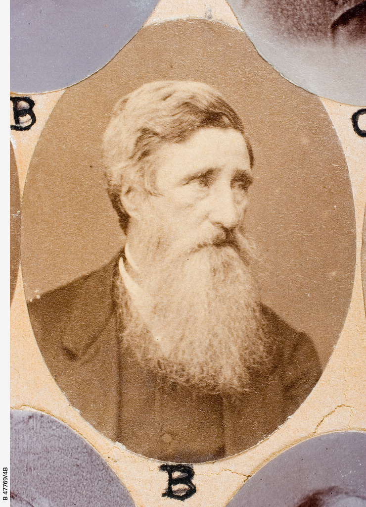 The Old Colonists Banquet Group : Robert Bright Lucas