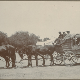 Cobb & Co. Coach, Renmark