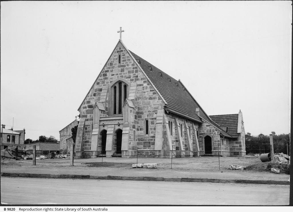 Church, Kadina