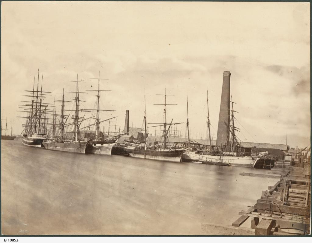 Copper Company's Wharf