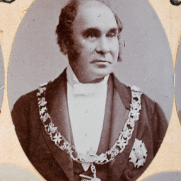 The Old Colonists Banquet Group : Sir Thomas Elder