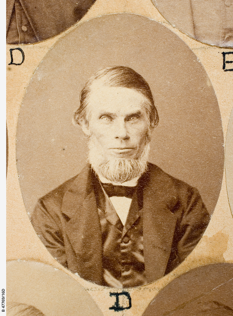 The Old Colonists Banquet Group : Thomas Mugg, Jnr