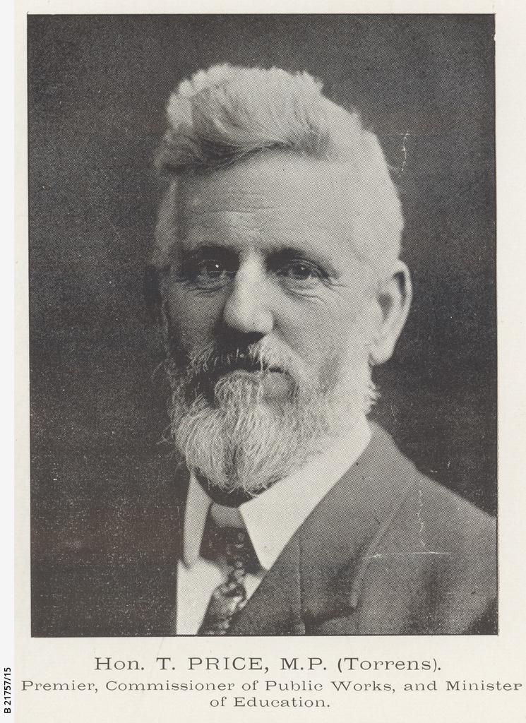 Hon. T. Price