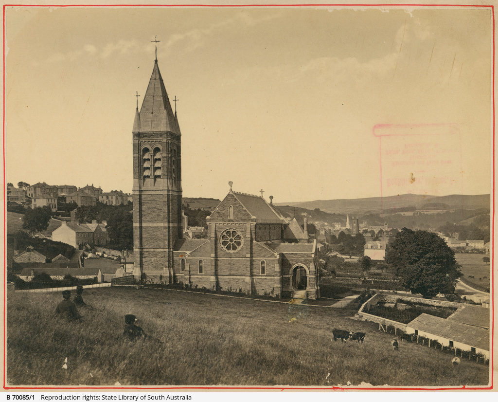 New Church, Tavistock