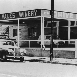 Southern Vales Winery Drive-in Bottle Department, McLaren Vale