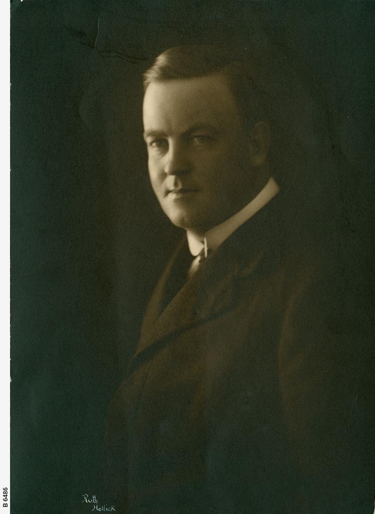 Professor A. E. V. Richardson