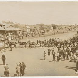 Funeral procession (Bulawayo)