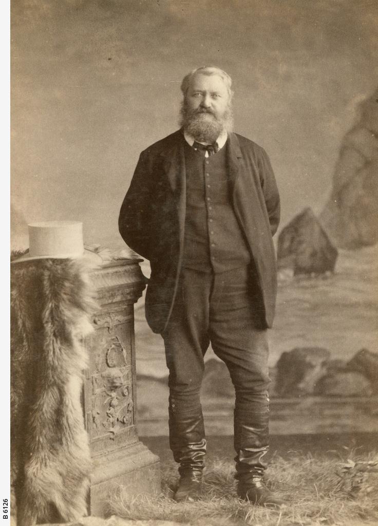 Edward Meade Bagot