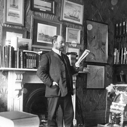 Arthur Searcy when Commissioner of Taxes and Stamps in South Australia