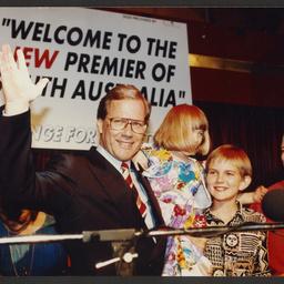 Dean Brown, Premier of South Australia