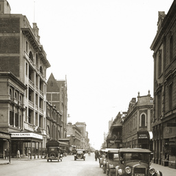 Pirie Street, near Gawler Place