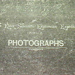 Elder Scientific Exploration Expedition, 1891-1892