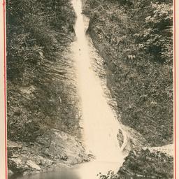 Lydford cascade