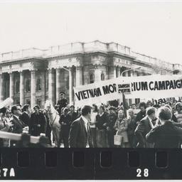 Anti Vietnam War Moratorium Campaign