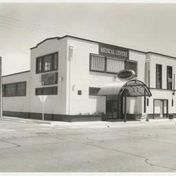 Photographs relating to Messenger Press : other buildings