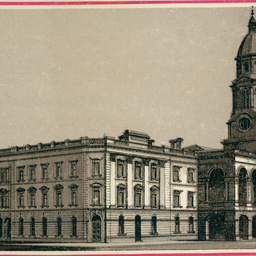 Album of Adelaide : Town Hall and Eagle Chambers