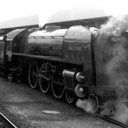 621 train at Keswick Station