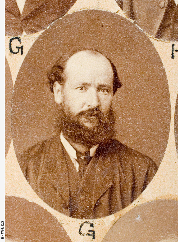 The Old Colonists Banquet Group : Alfred Weir