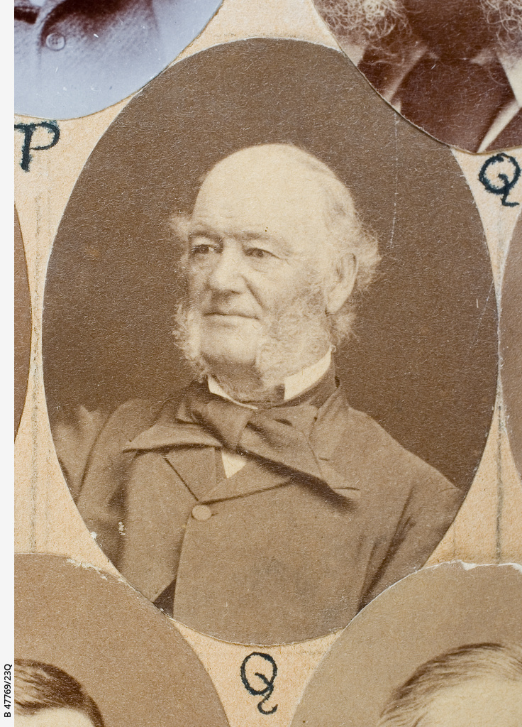 The Old Colonists Banquet Group : Oscar John Lines