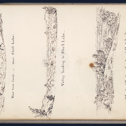 Sketches by Babbage : Shell Lake, Rocky Creek, Red Lake