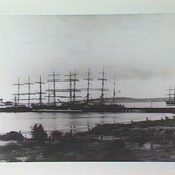 Ships at Port Lincoln