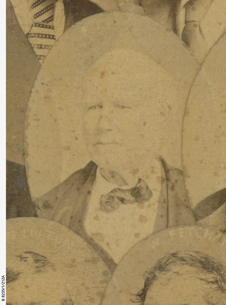 Old colonists 1836-1840 : Richard Bliss