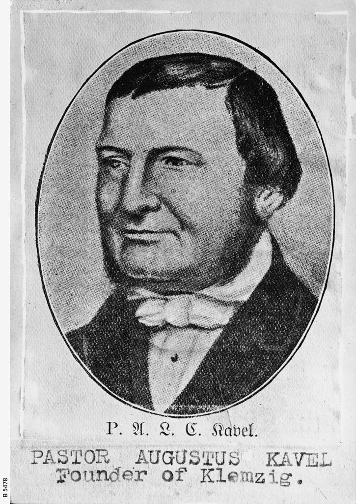 August Ludwig Christian Kavel