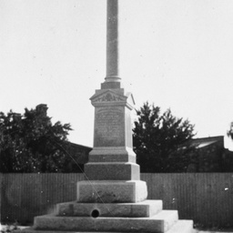 Memorial in Laura