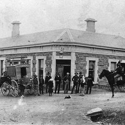 'The Bush Inn' at Willunga