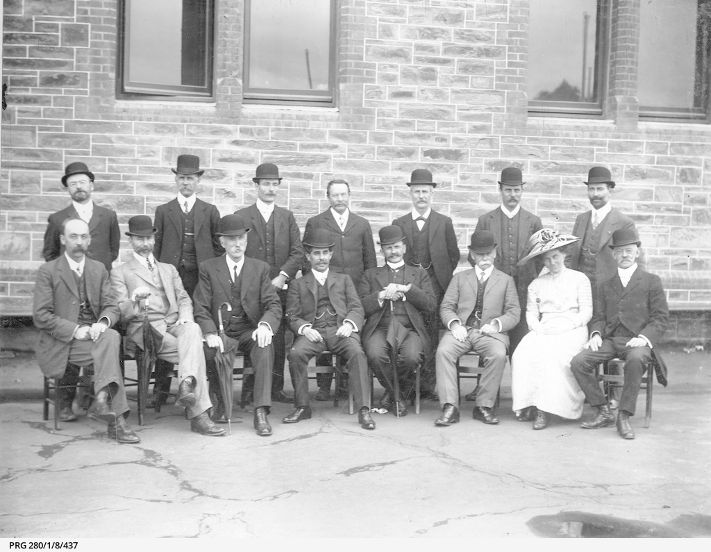 A group of public schools administrators for South Australia