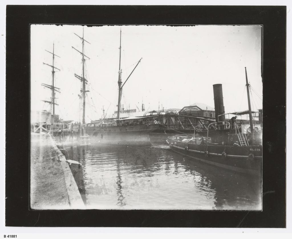Ships, Port Adelaide