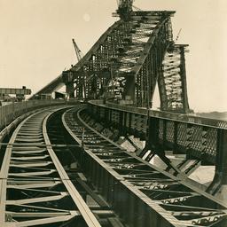 Sydney Harbour Bridge approaches