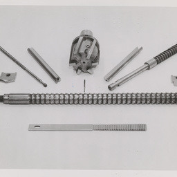 Typical cutting tools.