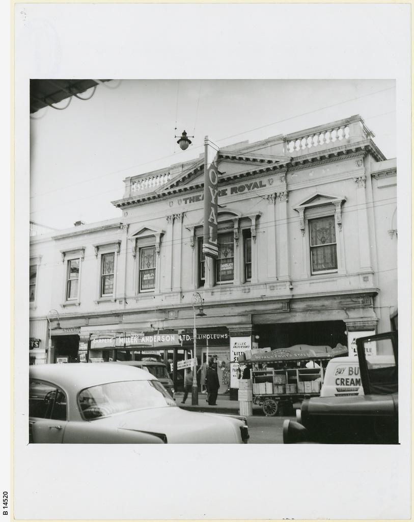 Theatre Royal, Hindley Street