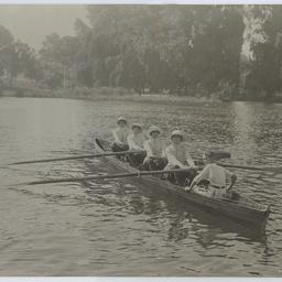 Women's Rowing Team