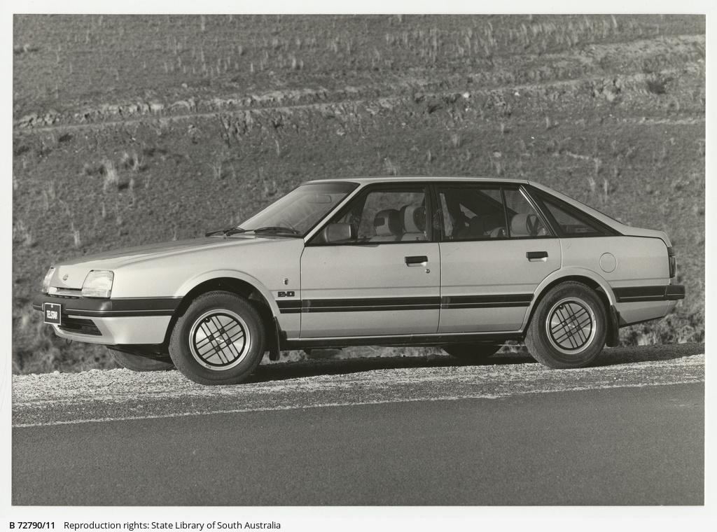 Ford Telstar TX5