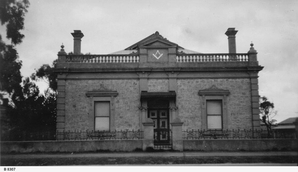 Masonic Hall, Yorketown