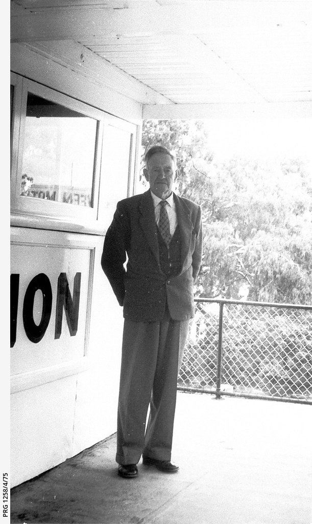 Captain William Freeman on 'Marion'