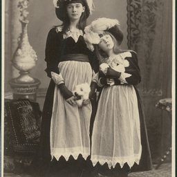 Louisa and Lucy Barber