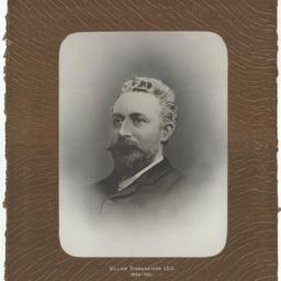 Portrait of William Strawbridge