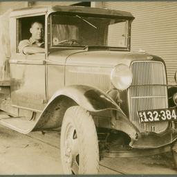 A Stevens & Boucaut truck