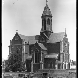 St. Peter's Cathedral about 1890