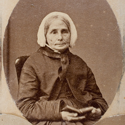 Group of [women] Old Colonists : Sarah Abbott