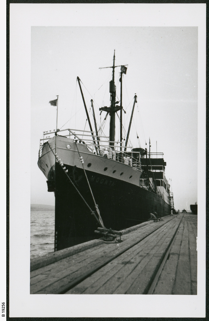 """Moonta Ship"", Port Augusta"
