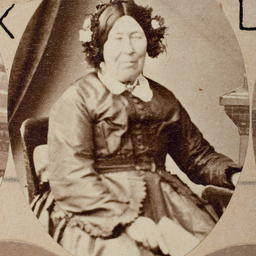 Group of [women] Old Colonists : Catherine Robertson