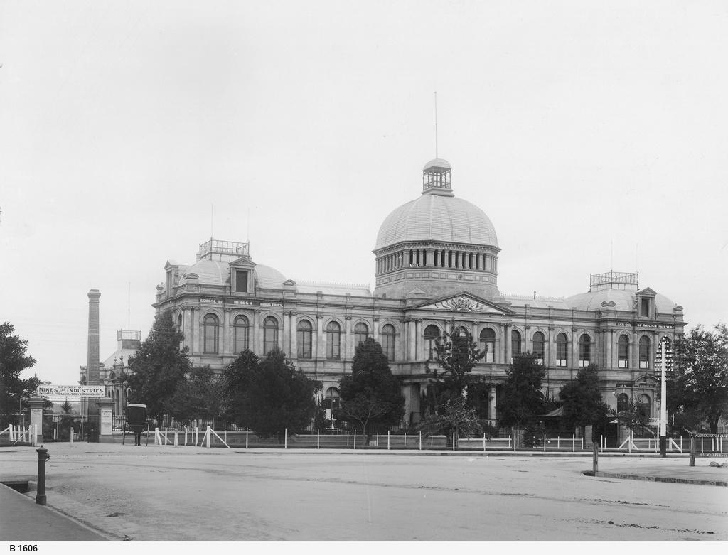Exhibition Building, Adelaide