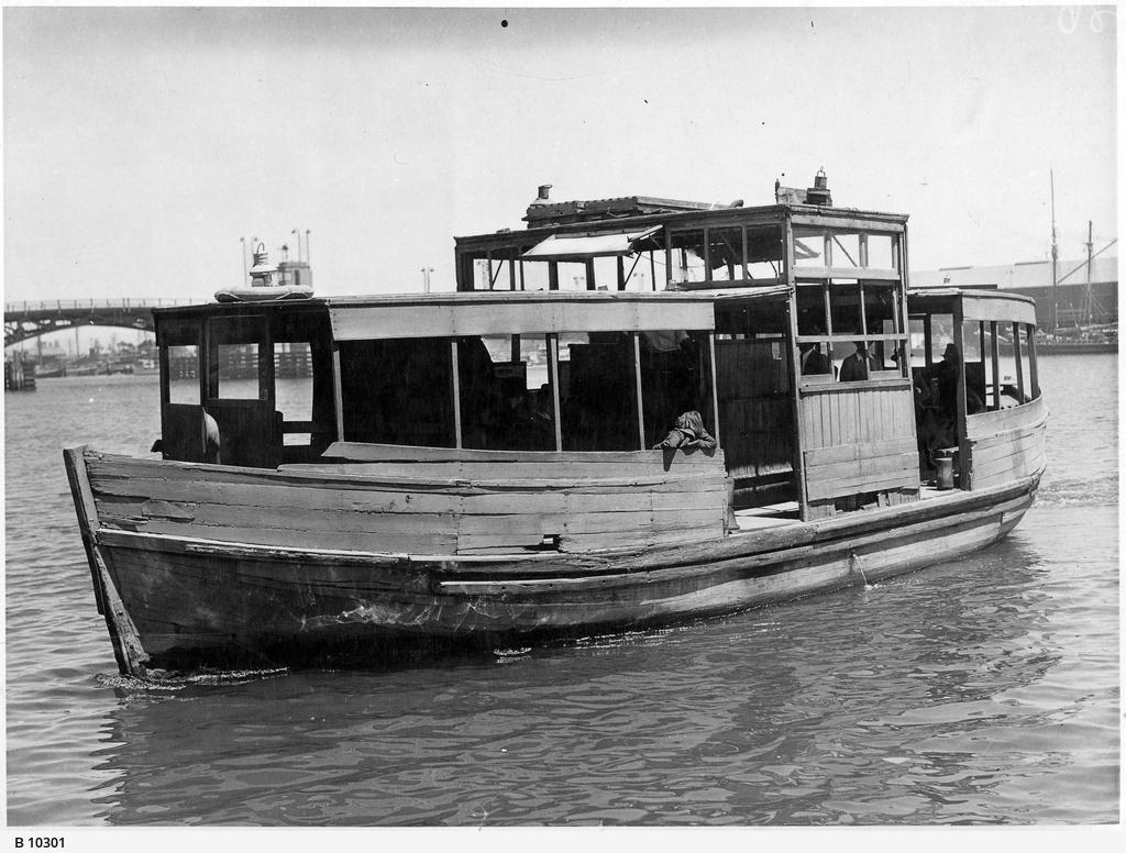 """Lena M"", Ferryboat"