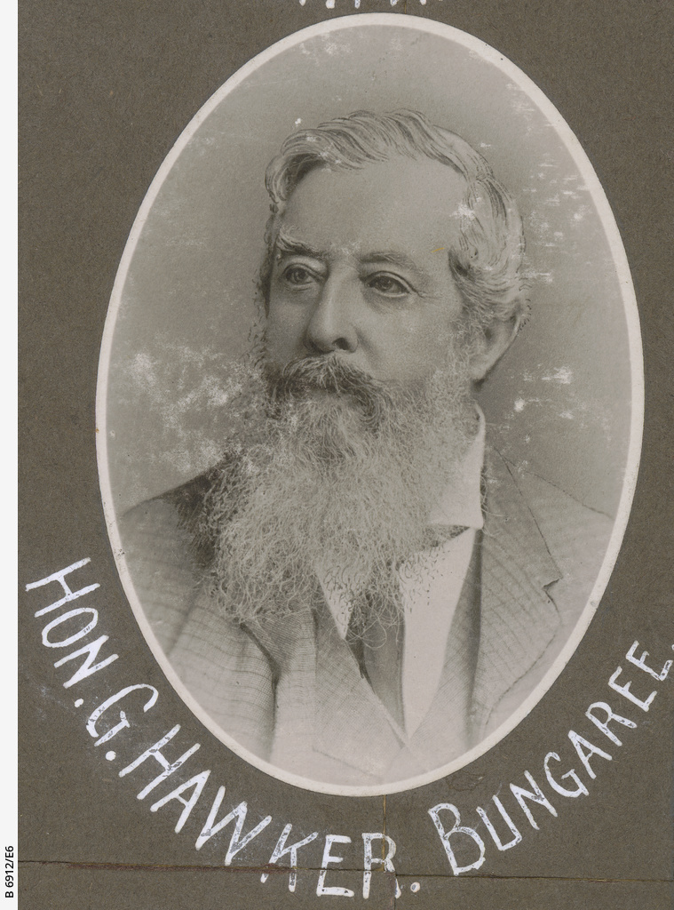 S.A. Northern Pioneers: Hon. G. Hawker